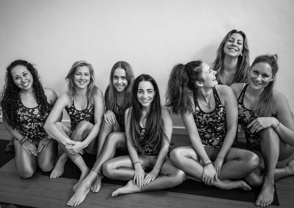 Lancering Röhnisch yogacollectie 2017 @ De Nieuwe Yogaschool