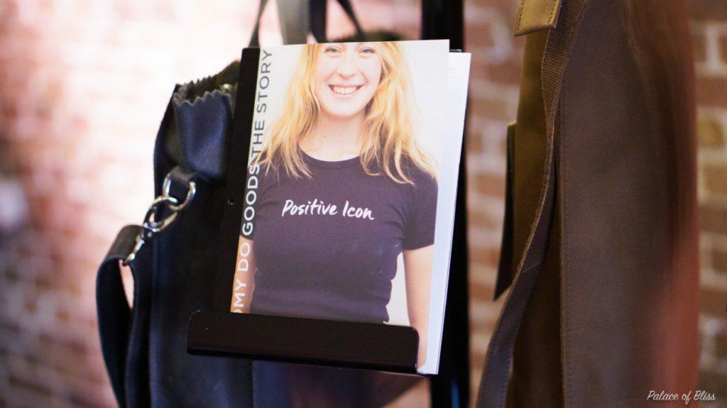 Be a Positive Icon @ Happinez Festival
