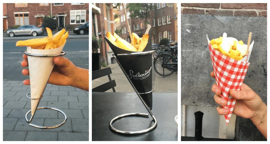 De zoektocht naar de beste friet van Amsterdam (deel 1)