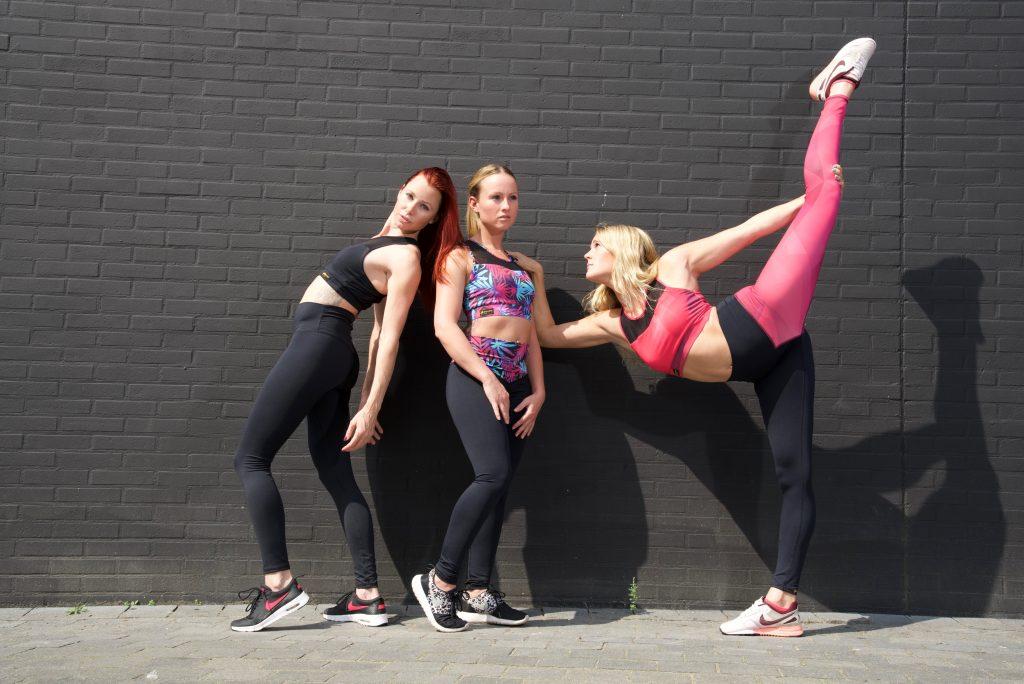 Interview met Cai Janssen van Flexmonkey: Bewuste yoga & paaldanskleding