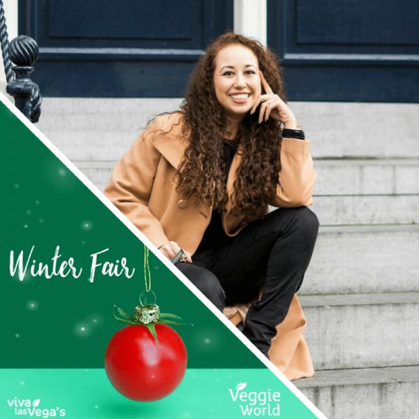 Ik geef een lezing tijdens VeggieWorld Winter Fair + win 2 x 2 vrijkaarten