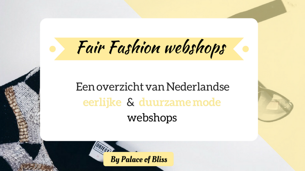 Op deze pagina vind je een Overzicht van webshops die duurzame kledingmerken verkopen
