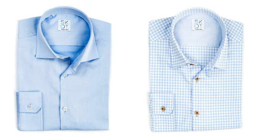 Fair fashion voor mannen: overhemden van SKOT