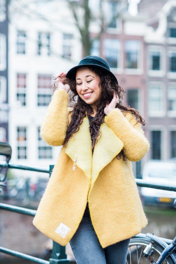Fair outfit Wintervacht Mudjeans Hailey 12 683x1024 - Fair fashion outfit | jas van Wintervacht, jeans van Mudjeans