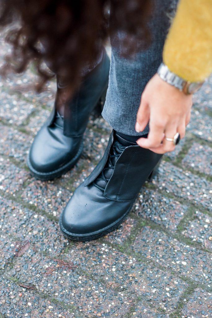 Fair outfit Wintervacht Mudjeans Hailey 18 683x1024 - Fair fashion outfit | jas van Wintervacht, jeans van Mudjeans