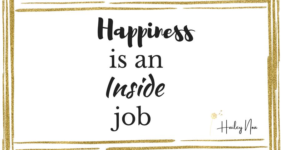 Happinesis an inside job - Hoe duurzaam leven mij een gelukkiger mens heeft gemaakt