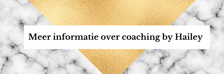 Meer informatie over coaching by Hailey - Samenwerken Hailey