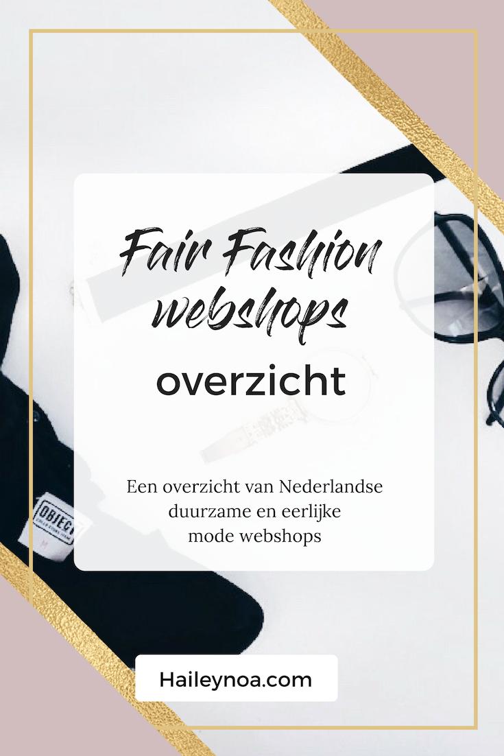 fair fashion webshops overzicht - Fair Fashion Gids