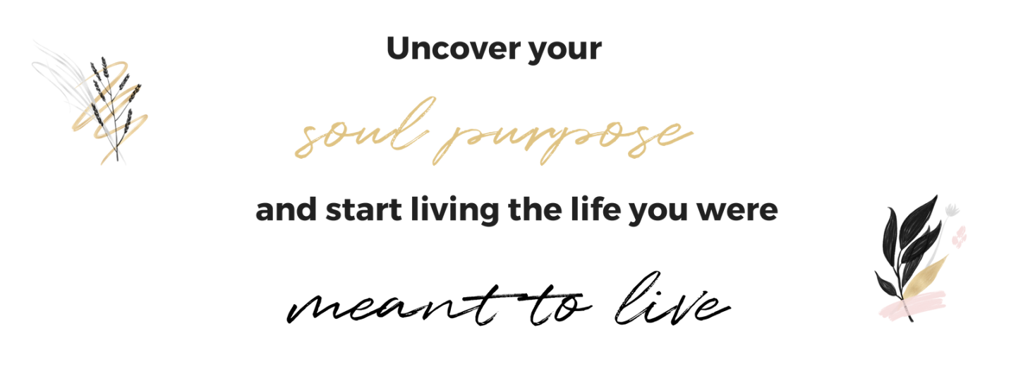 Uncover your soul purpose workbook 3