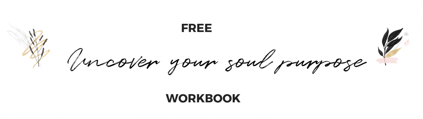 Uncover your soul purpose workbook 5